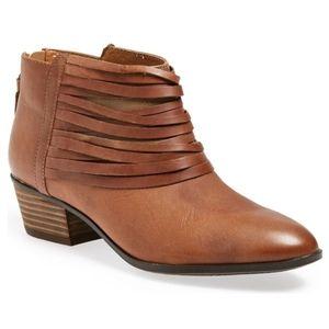 "Clarks ""Spye Celeste"" leather booties"